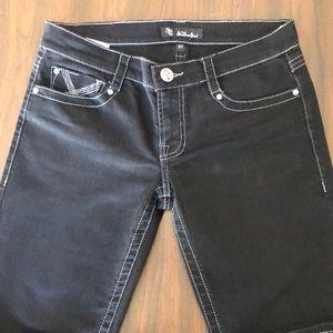 See Thru Soul Jeans